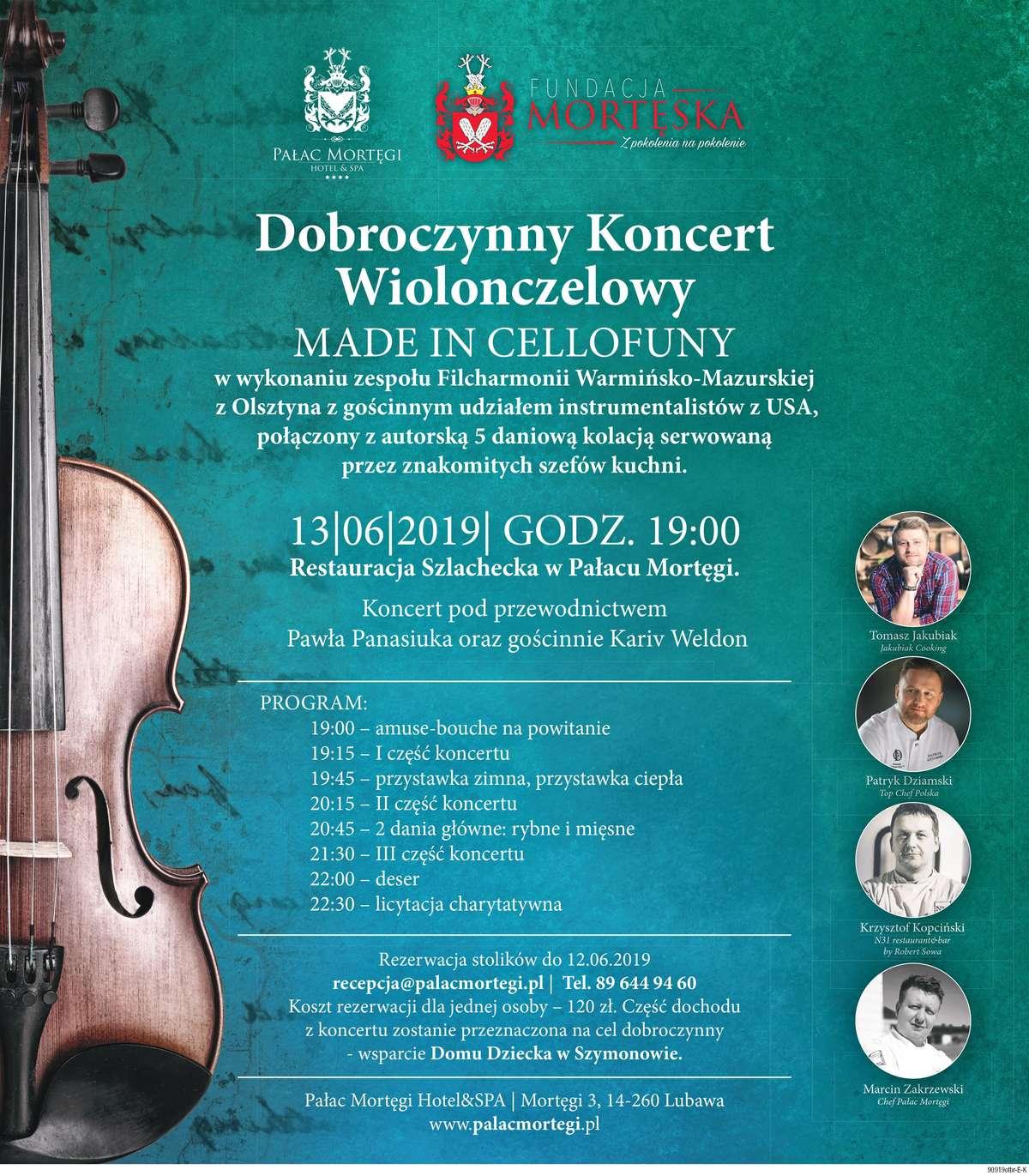 Dobroczynny Koncert  - full image