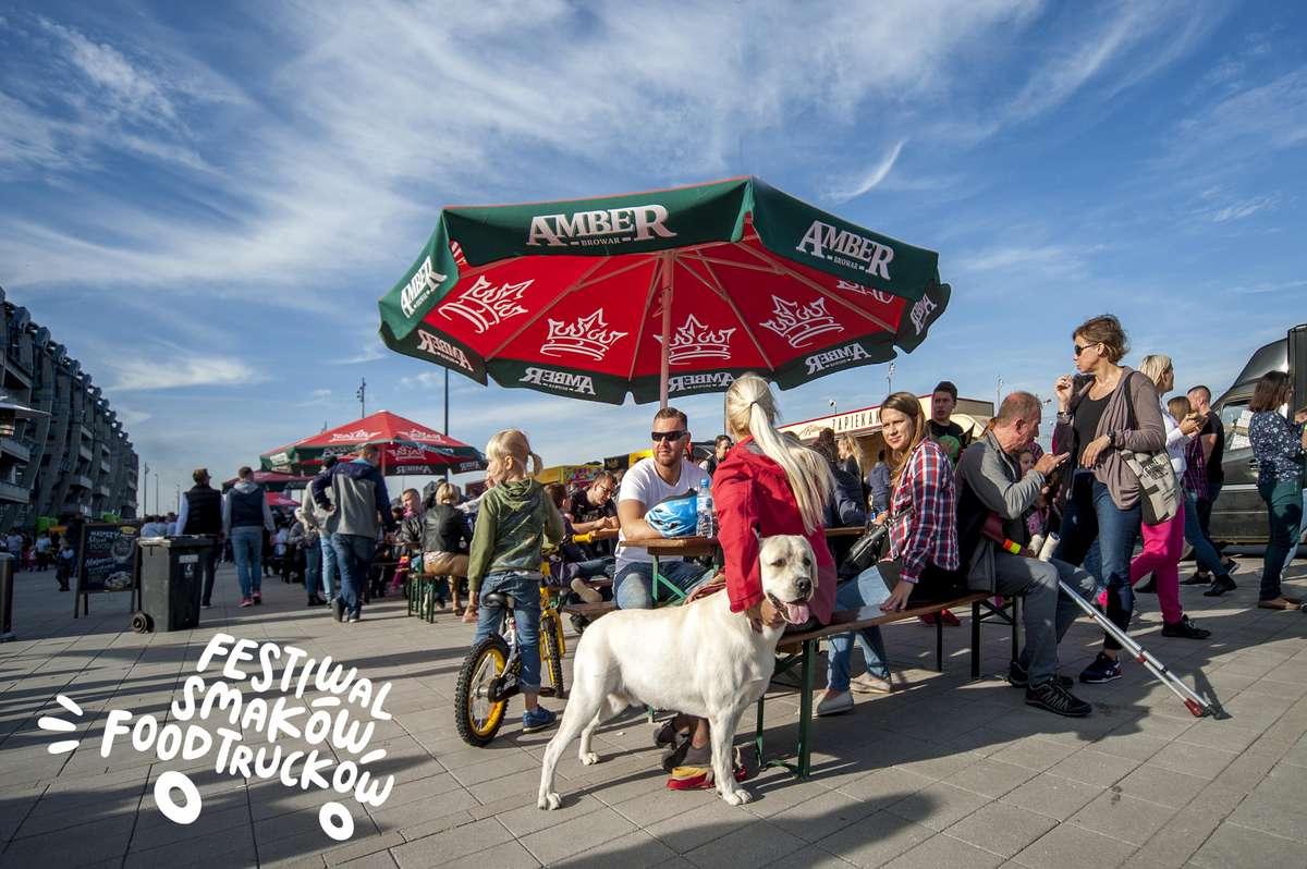 I Festiwal Smaków Food Trucków w Kętrzynie! - full image