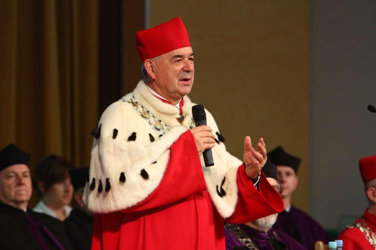 prof. Ryszard Górecki