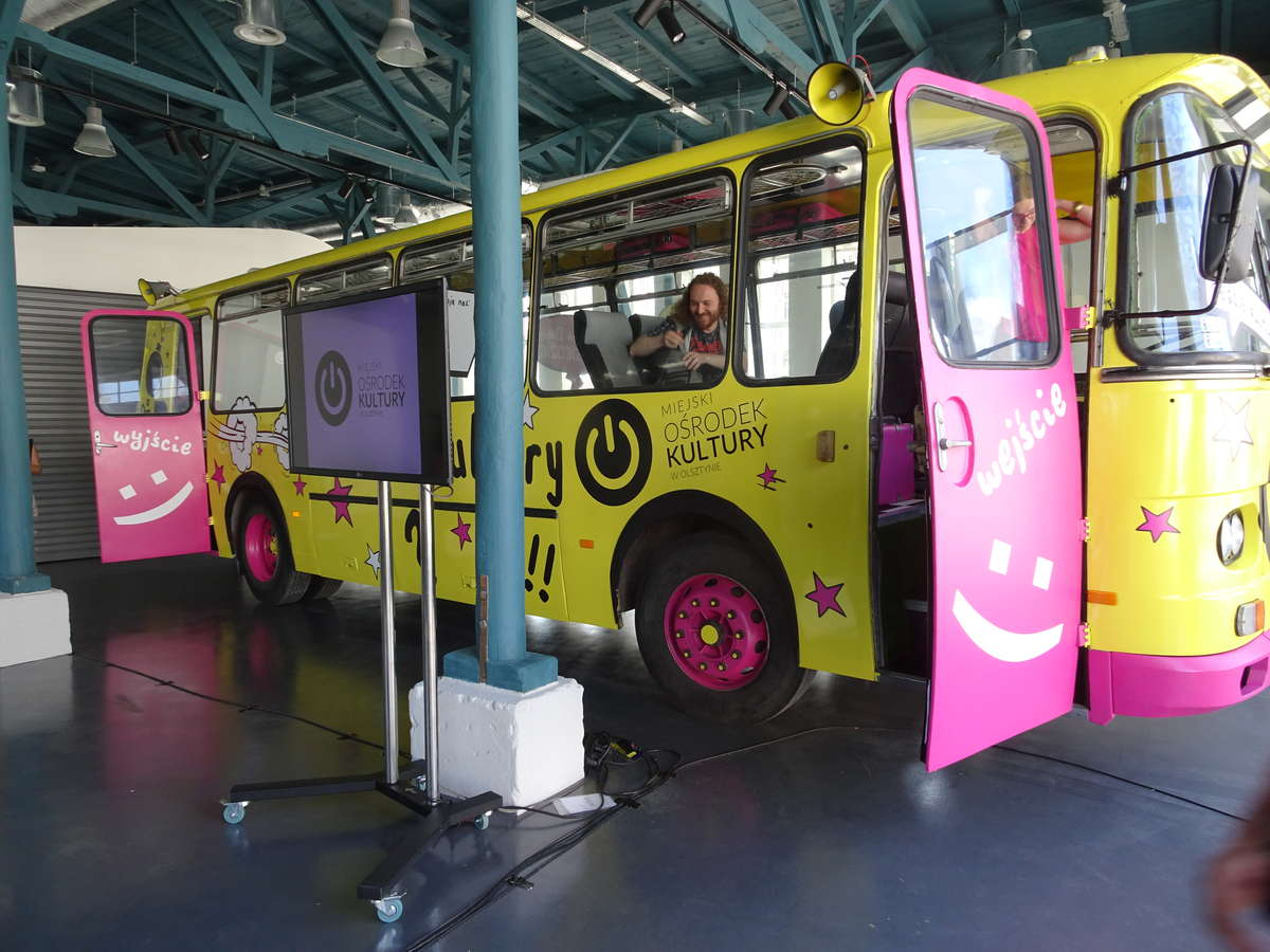 Autobus Kultury ruszy w miasto 1 lipca - full image