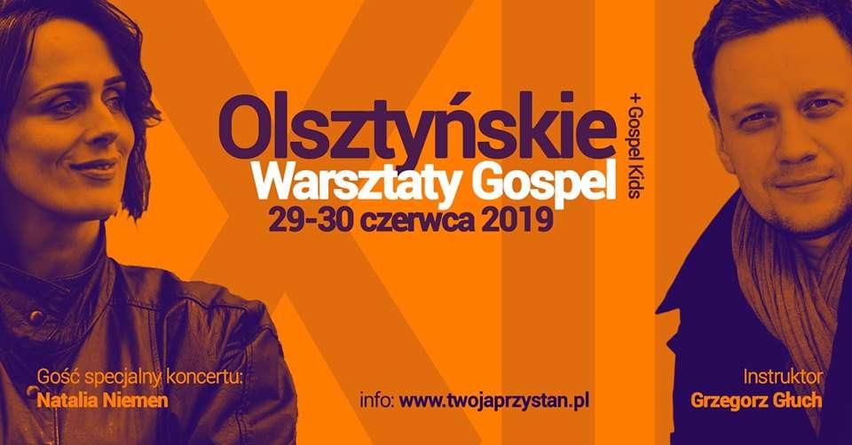 Olsztyńskie Warsztaty Gospel  - full image