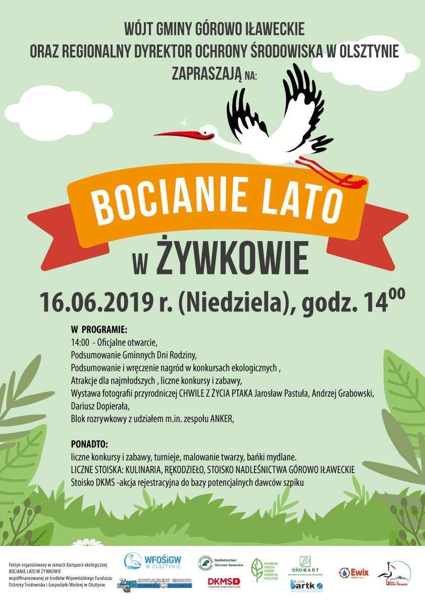 Bocianie Lato w Żywkowie - full image
