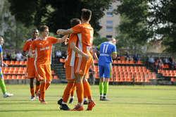 Concordia Elbląg pokonała Tęczę Biskupiec 4:0 i ma na koncie już 100 zdobytych goli w sezonie 2018/19