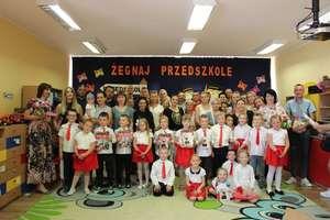 Pożegnanie Przedszkola w Przedszkolu Publicznym nr 2 w Bartoszycach