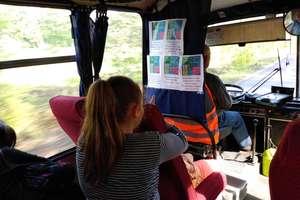 Autobusowe Łamanie Główki w Olecku, czyli ile żab trzeba do złapania 50 much w ciągu 50 minut