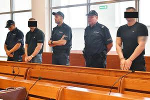 12 lat więzienia za brutalne zgwałcenie 17-latki pod Olsztynem [ZDJĘCIA]