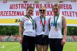 3 złota i srebro na Mistrzostwa Polski LZS w Zamościu!