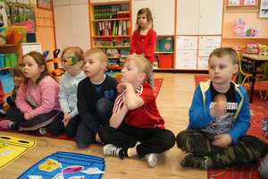 Ukraińskie maluchy realizowały Program Edukacji Ekologicznej