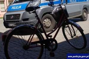Policjanci zatrzymali pijanego rowerzystę