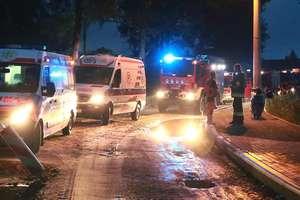 Czarny wtorek na drogach Warmii i Mazur. W wypadku zginęli dwaj mężczyźni