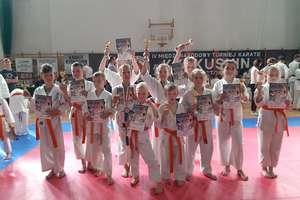 Węgorzewscy karatecy opanowali podium w Białymstoku