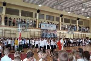 Zakończenie roku szkolnego w SP nr 3 w Działdowie