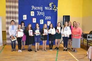 Poezja ukraińska w wykonaniu młodzieży szkolnej