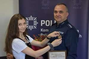 Policjant został szeryfem