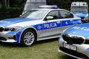 Pijany mistrz kierownicy z Ełku zatrzymany przez policję