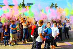 Wojna na kolory sprawiła wszystkim wielką radość