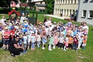 Wspomnienia Dnia Dziecka w Przedszkolu Miejskim