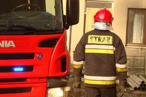 Tragedia w Michałkowie. Kobieta zginęła w wyniku pożaru