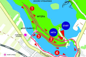 Półmaraton Wydminy już w blokach startowych