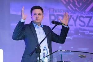 Hołownia goni Kaczyńskiego. Najnowszy sondaż