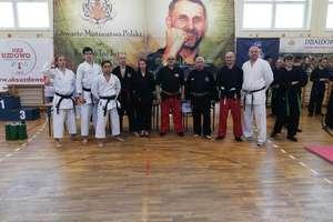 Otwarte Mistrzostwa Polski Juniorów i Młodzików w Kempo Tai Jutsu Uzdowo