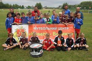 Legia-Bart i Victoria zagrały w piłkarskim turnieju