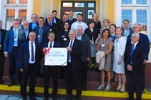Wizyta delegacji z powiatu Oldenburg w Nowym Mieście i wspólne świętowanie 15-lecia partnerstwa