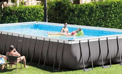 Jak wybrać basen do ogrodu?