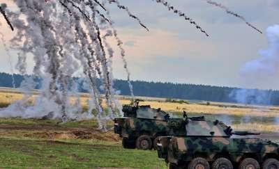 Walka Czołgów 3 - pokaz współczesnego pola walki