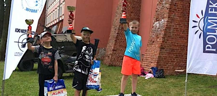 Otwarte zawody wędkarskie dla dzieci i młodzieży z okazji rozpoczęcia lata