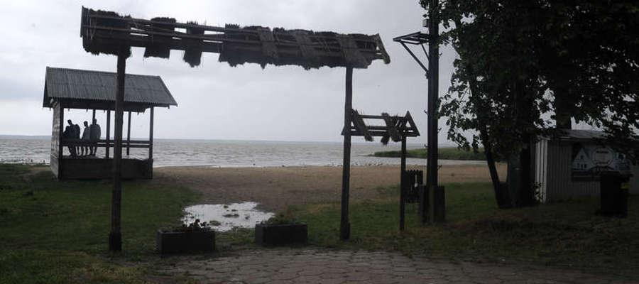 Plaża w Suchaczu