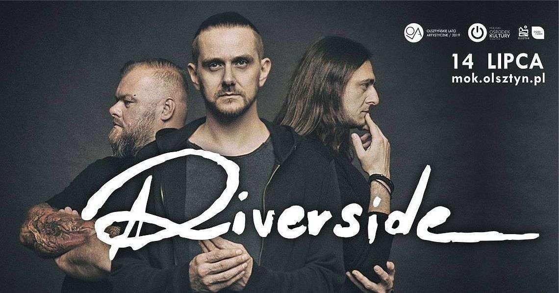 Riverside w Olsztynie. Koncert już w najbliższą niedzielę! - full image