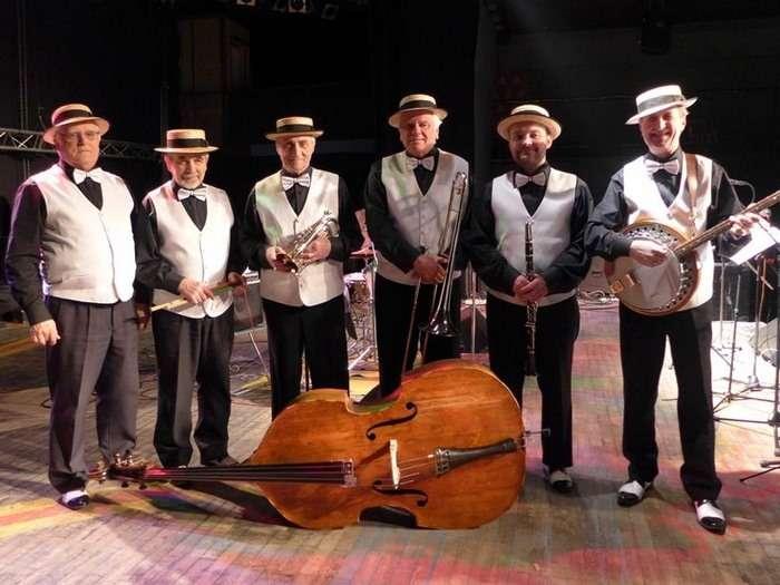 The Warsaw Dixielanders - full image