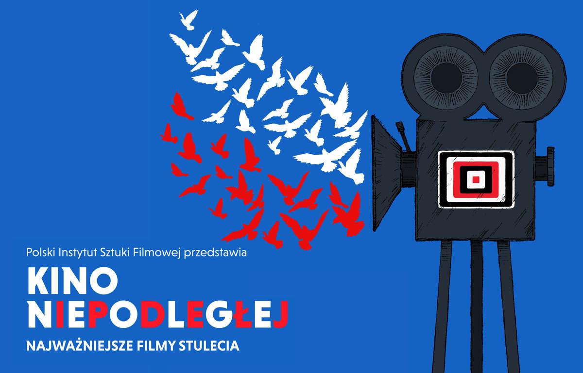 Olsztyn: Kino Niepodległej. Najważniejsze filmy stulecia - full image