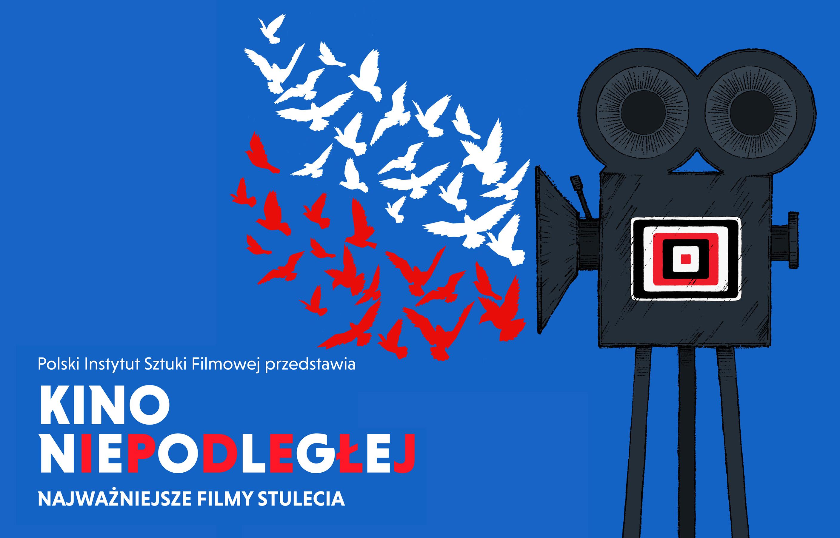 Olsztyn: Kino Niepodległej. Najważniejsze filmy stulecia