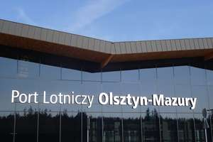Coraz więcej pasażerów Portu Lotniczego Olsztyn-Mazury