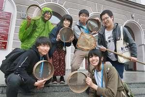 Studenci z Japonii czują się w Olsztynie jak w domu