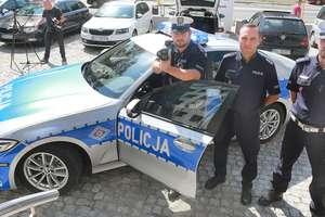 Policjanci z grupy Speed z Olsztyna ujawnili ponad 5 tys. wykroczeń