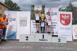 Medale zawodniczek Przyjaźni Bartoszyce podczas kolarskich mistrzostw województwa