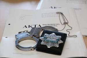 Poszukiwany listem gończym trafił do zakładu karnego