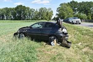 Niebezpieczne zdarzenia na drodze
