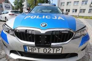 Pościg za pijanym kierowcą pod Olsztynem