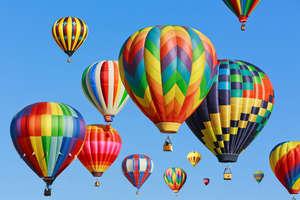 Już jutro nad Ełkiem pojawią się balony!