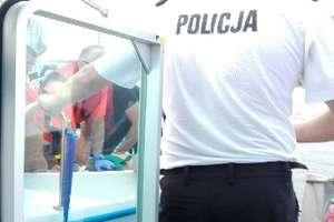 Tragedia na jeziorze Mamry. Nie żyje 49-letni mężczyna