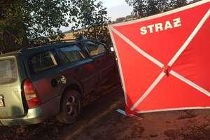 Śmiertelny wypadek pod Barcianami. Nie żyje 37-letni kierowca