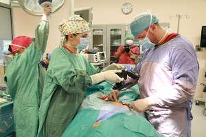 Nowatorska operacja w olsztyńskim szpitalu dziecięcym. Mama pacjenta: