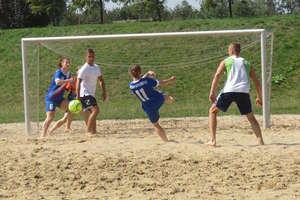Sześć drużyn zgłosiło się do turnieju plażowej piłki nożnej. Zapisy trwają jeszcze tydzień