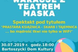 Wakacje z Teatrem Maska