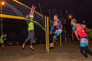 W piątek zapraszamy na Nocny Turniej Siatkówki Plażowej Ostróda 2019