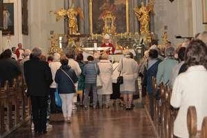 Uroczystość Krwi Chrystusa i odpust w sanktuarium w Bisztynku